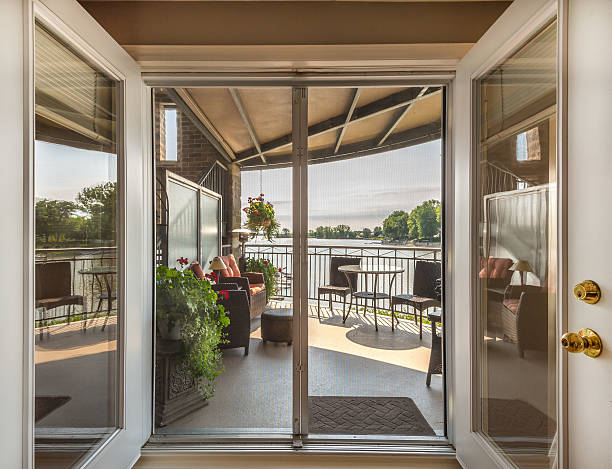 Royalty Free Patio Door Pictures Images And Stock Photos Istock