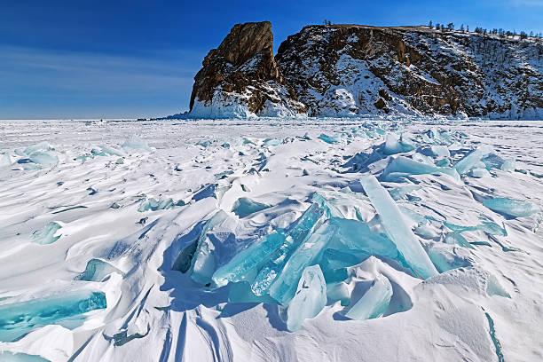 Baikalsee, Kap Hoboi – Foto