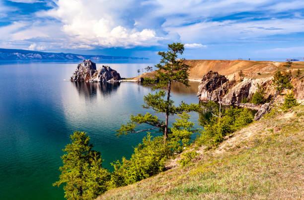 Lake Baikal.  Sommer Tag – Foto