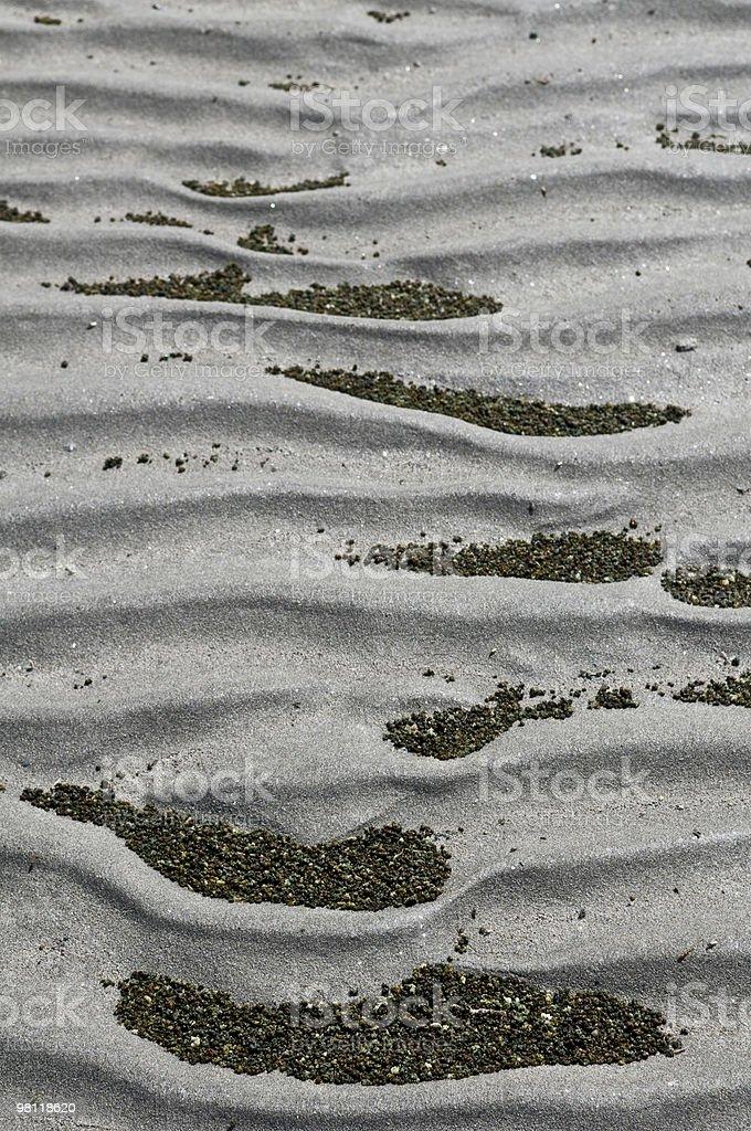 Lake bed abstract royalty-free stock photo