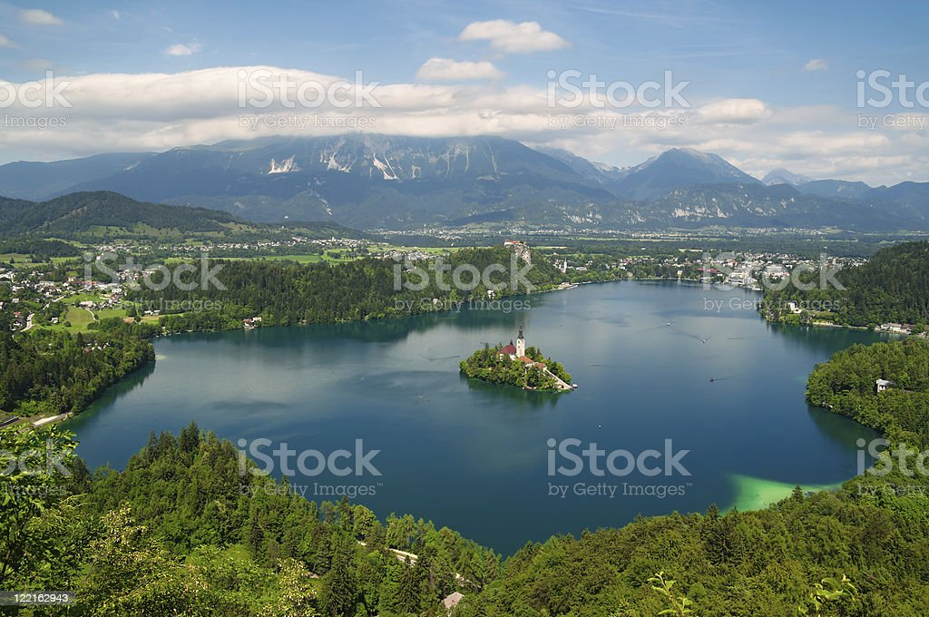 Lake Bled In Slovenia Stock Photo Download Image Now Istock