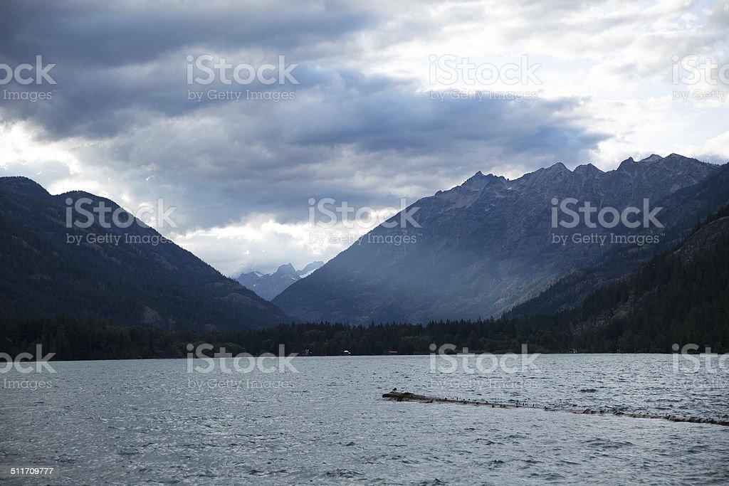 Lake Chelan - 5 stock photo
