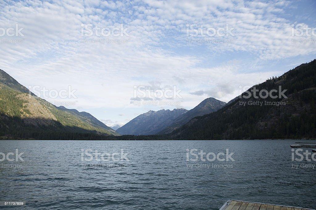 Lake Chelan - 8 stock photo