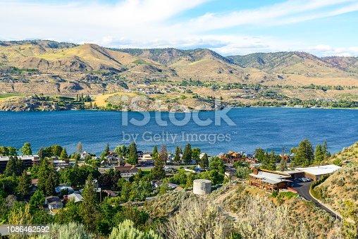 Lake Chelan, WA-USA