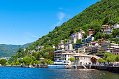istock Lake Como in Italy 1044207148