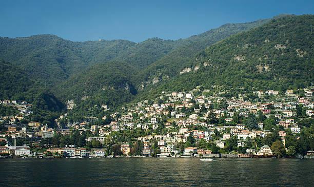 see como-italien - hotel mailand stock-fotos und bilder