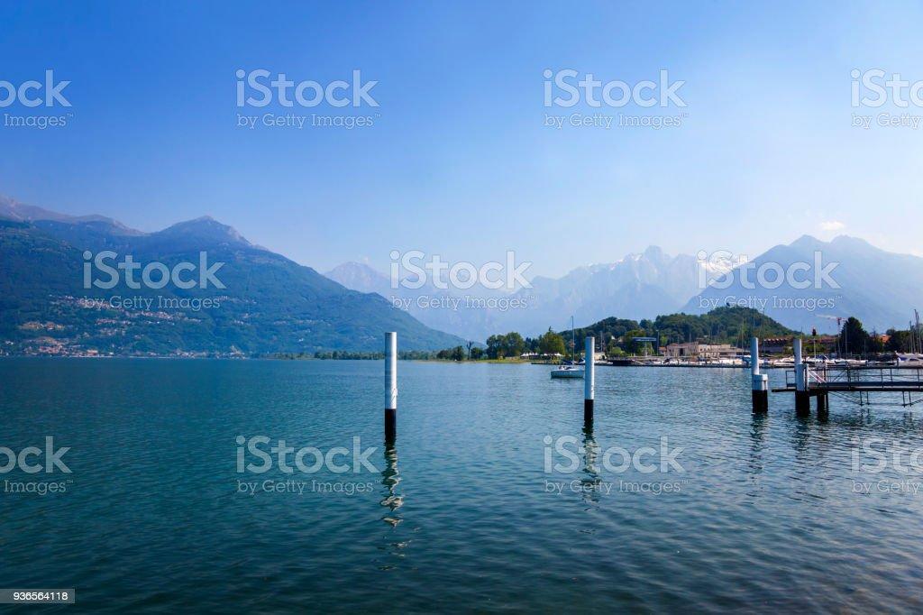lake Como, Italy - foto stock