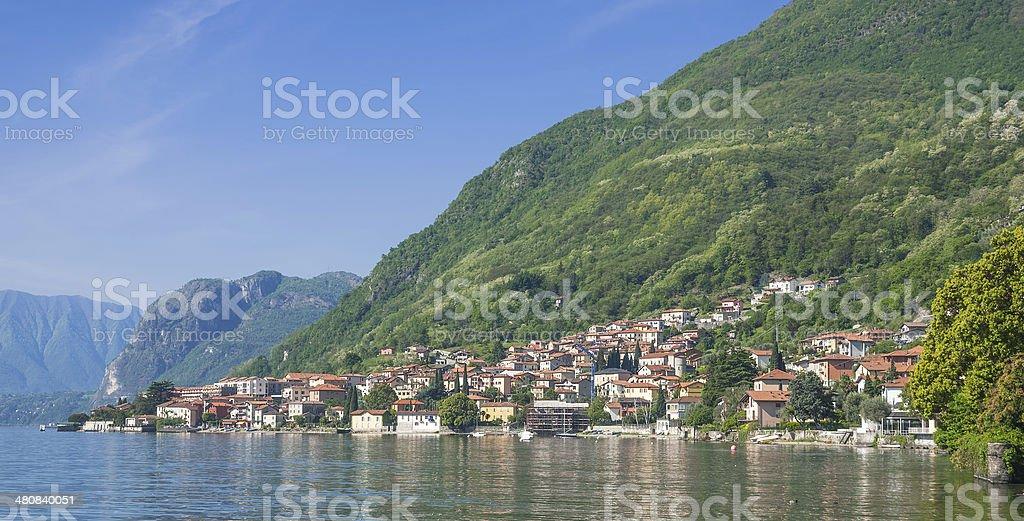 Lake Como,italian Lakes,Lombardy,Italy stock photo