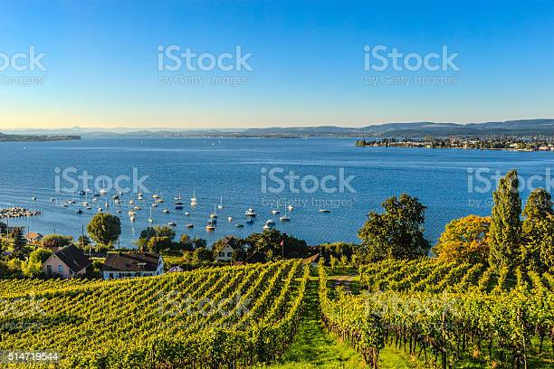 Lake Constance, Bodensee, is a lake situated on the border between Germany, Switzerland and Austria, at the northern foot of the Alps.