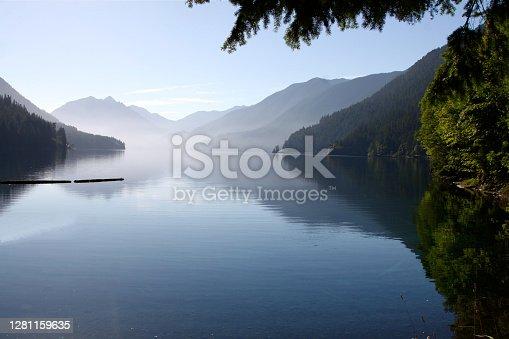 istock Lake Crescent 1281159635