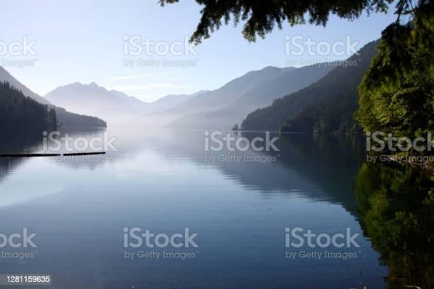 Photo of Lake Crescent