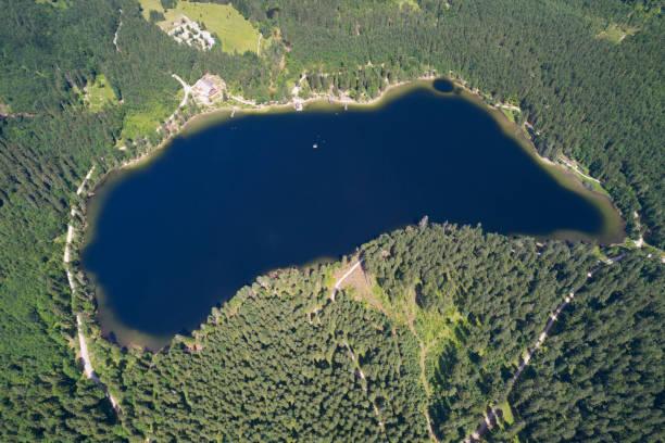 See Ödensee, Salzkammergut, Ausseerland, Österreich – Foto
