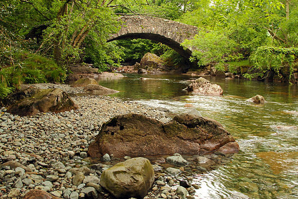 Lake District Beauty stock photo