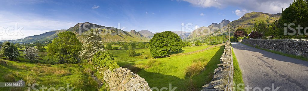 Lake District royalty-free stock photo