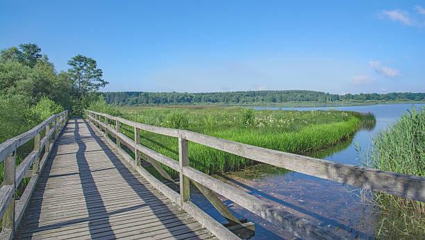Lake Dreifelder Weiher,Westerwald,Germany – Foto