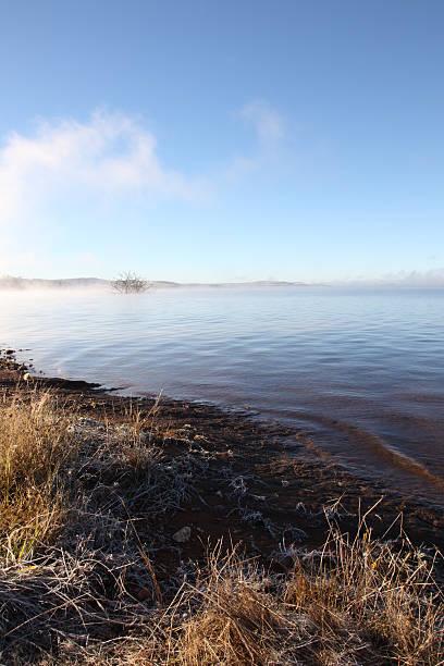 lake eucumbene, nsw australia - lake eucumbene stock photos and pictures