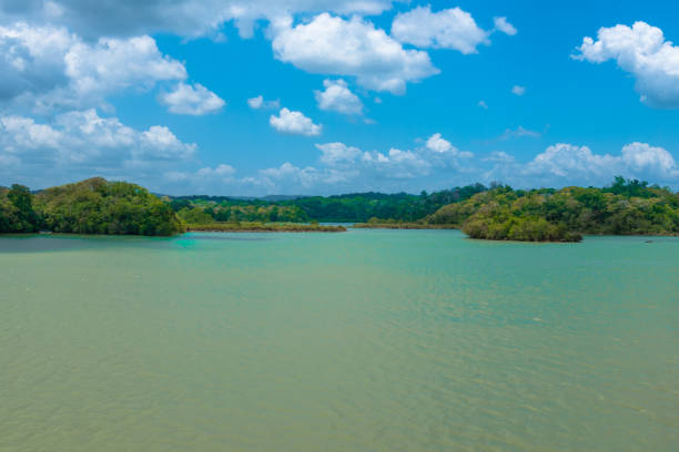 Gatun See in Panama – Foto
