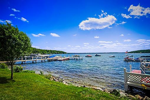 Lake Geneva in Wisconsin