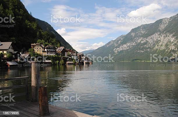 Photo of Lake Hallstatt in Upper Austria