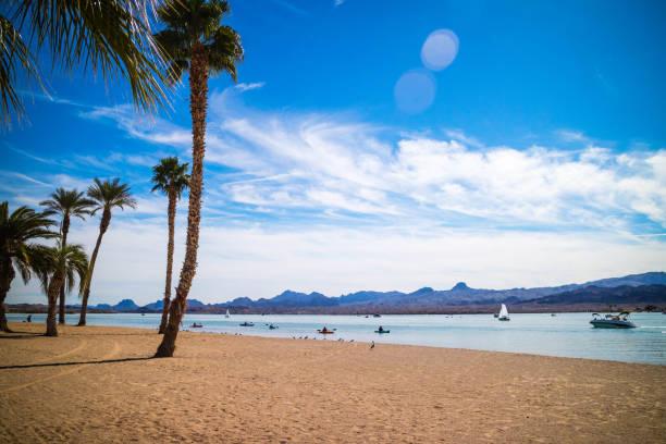 Lake Havasu stock photo