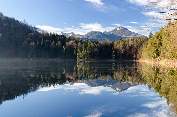 Lake Hechtsee nahe der Meetingraum