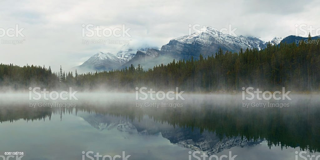 Lake Herbert bildbanksfoto
