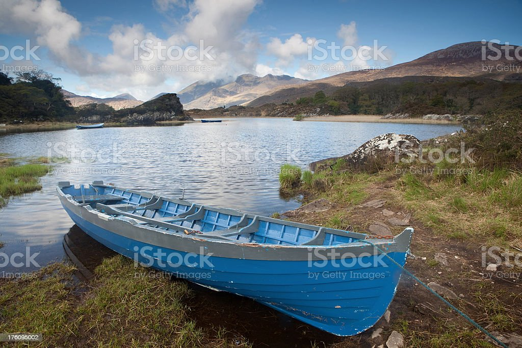 lake in killenary provincial park stock photo
