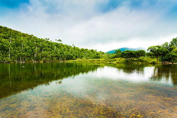 Lake in Las Terrazas (Pinar del Rio, Kuba) – Foto