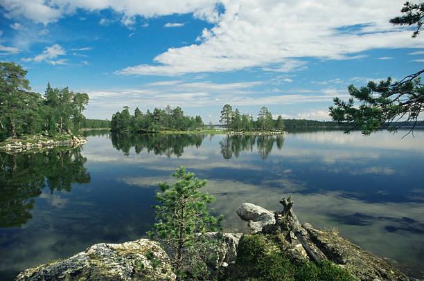 Lake inari – Foto