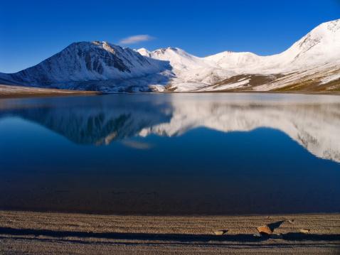See Kelitsad Stockfoto und mehr Bilder von Berg
