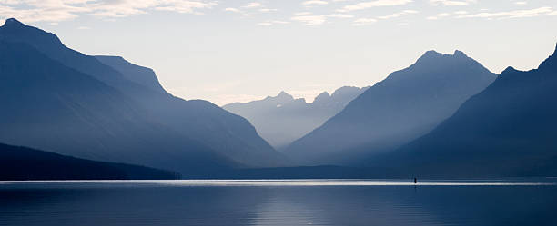 lake macdonald - mcdonald lake stock pictures, royalty-free photos & images