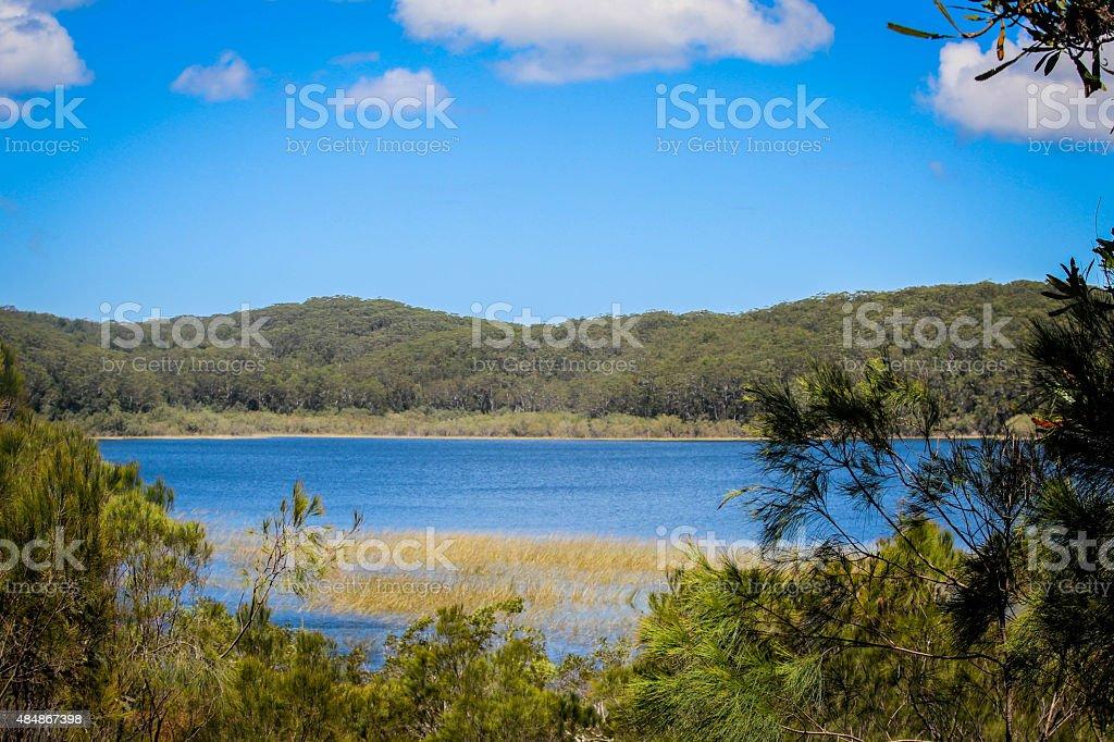 Lake McKenzie-Fraser Island-Australia – Foto