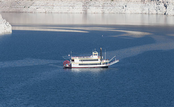 Lake Mead Cruise From Hoover Dam stock photo