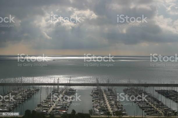 Lake Michigan Marina