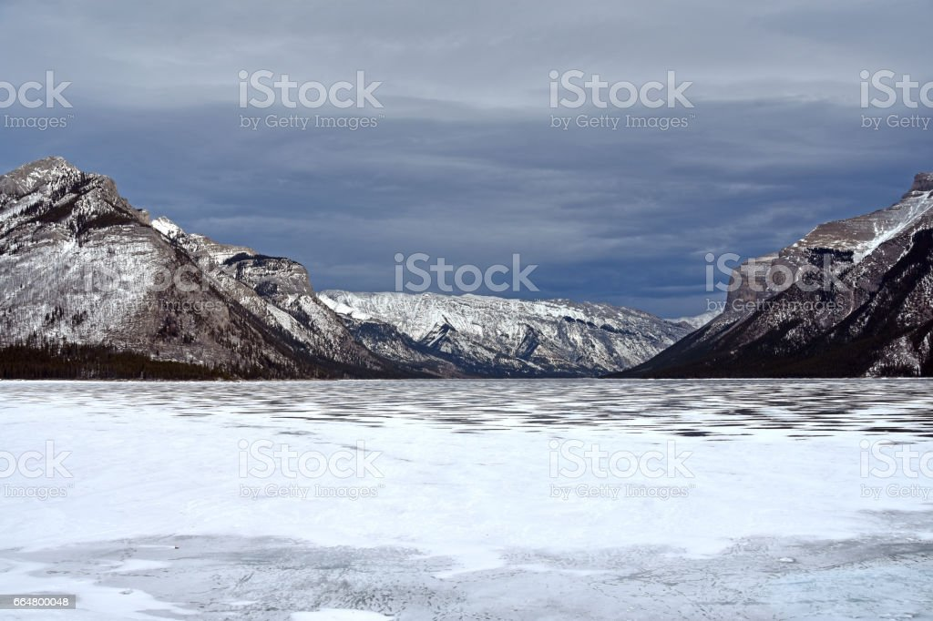 Lake Minnewanka – Foto