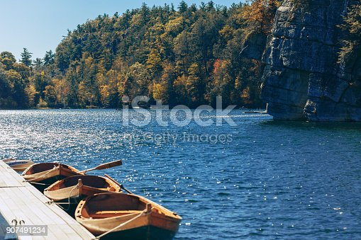 Lake Mohonk Mountain House