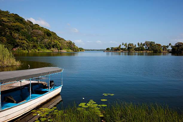 nicaragua-see - nicaragua stock-fotos und bilder