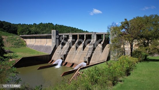 Cradled between the Ouachita and Ozark Mountains, Nimrod Lake has proven popular with fishers and hunters since it was completed in 1942. It is the oldest Corps of Engineers lake in the state.