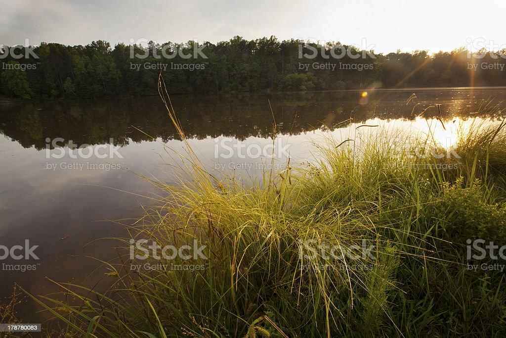 Lake Norman royalty-free stock photo