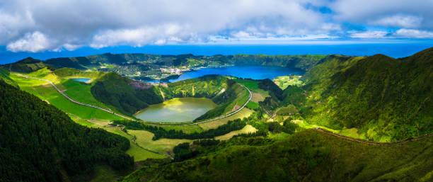 See von Sete Cidades, Azoren, Portugal – Foto
