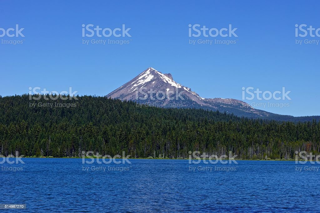 Lake Of The Woods stock photo