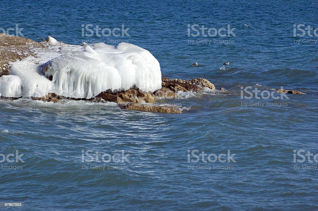 Lake Ontario royalty-free stock photo