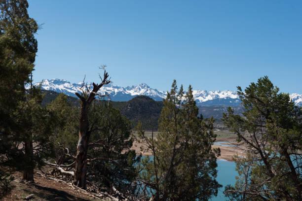 Lake Overlook stock photo