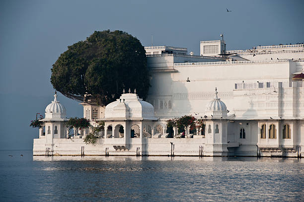 Lake Palace in Udaipur, India Lake Palace in Udaipur, India lake palace stock pictures, royalty-free photos & images