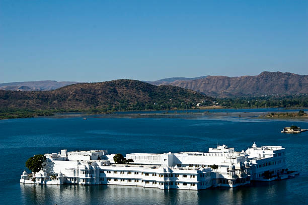 Lake Palace in Udaipur Lake Palace in Udaipur, India. lake palace stock pictures, royalty-free photos & images