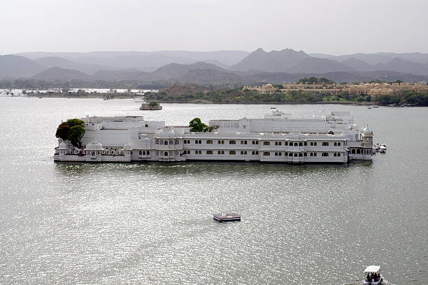 Lake Palace Udaipur Rajasthan India lake palace stock pictures, royalty-free photos & images