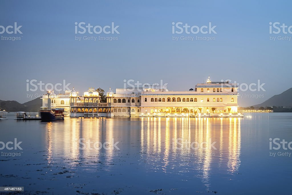 Lake Palace,Udaipur,India stock photo