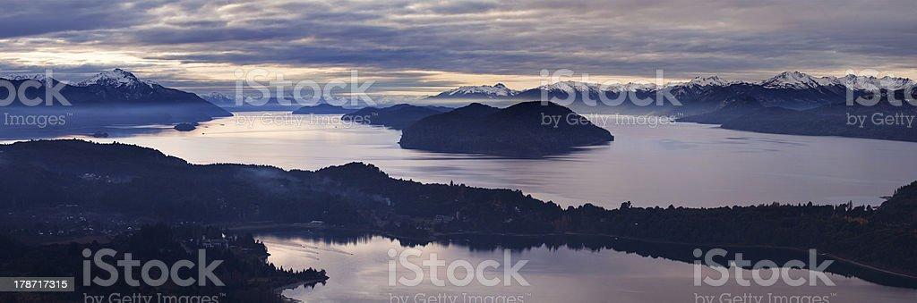 Lake Perito Moreno, Argentina stock photo