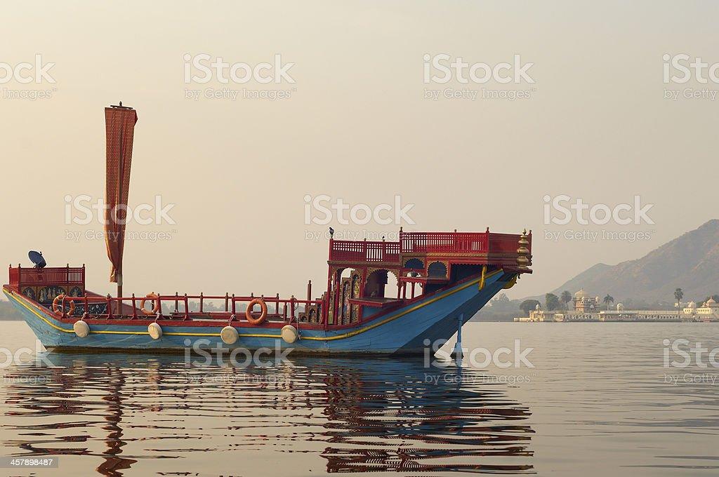 Lake Pichola stock photo