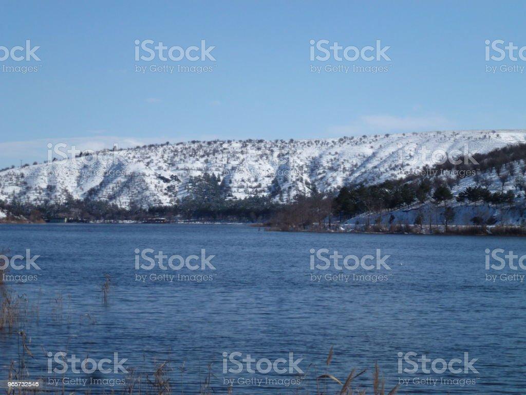 Lake - Royalty-free Ankara - Turkey Stock Photo